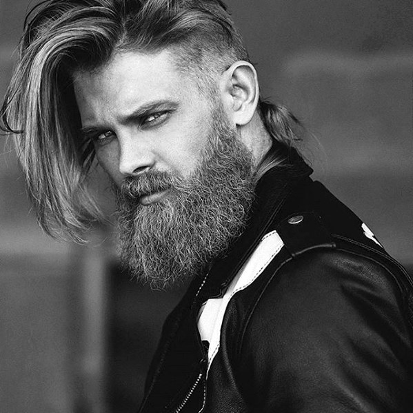Dappper Mens Cool Beards 스타일