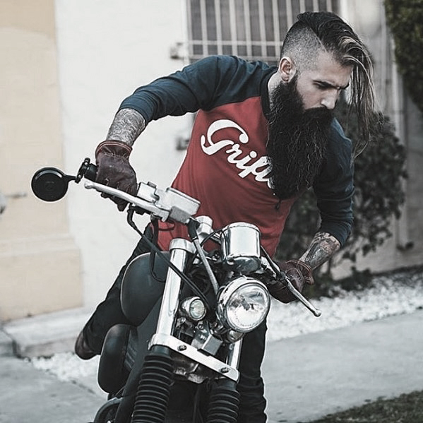 Mens Cool Beard Styles