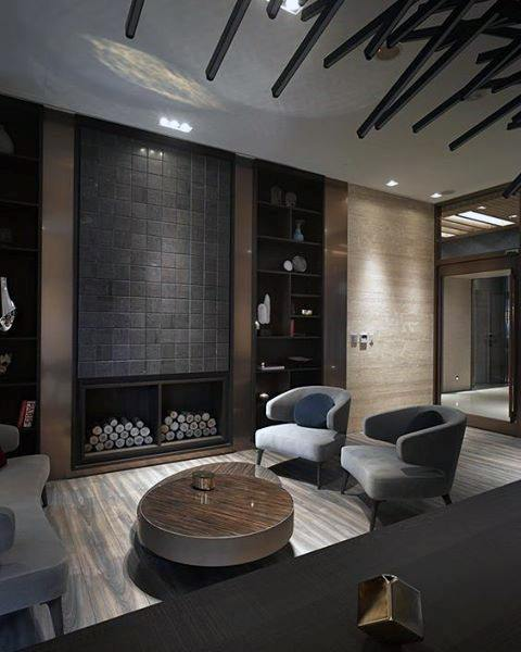 Luksus Moderne Guys Cool Man Cave Design Ideas