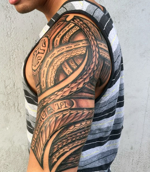 Vyrai's Hawaiian Tattoo Designs