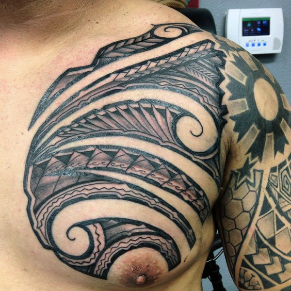 Vyrai's Hawaiian Tribal Tattoo Designs