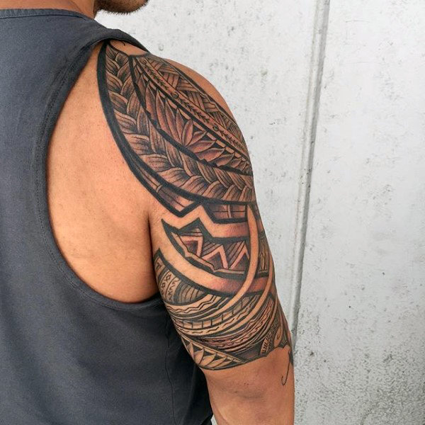 Vyrai's Hawaiian Tribal Tattoos