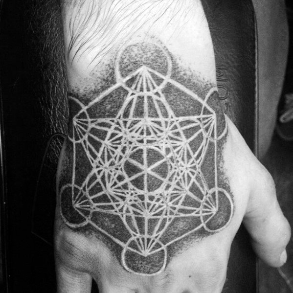 Jungs Metatrons Cube Tattoo Designs