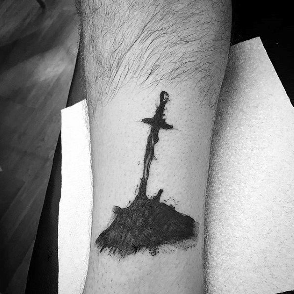Guys Dark Souls Tattoo Design Ideas