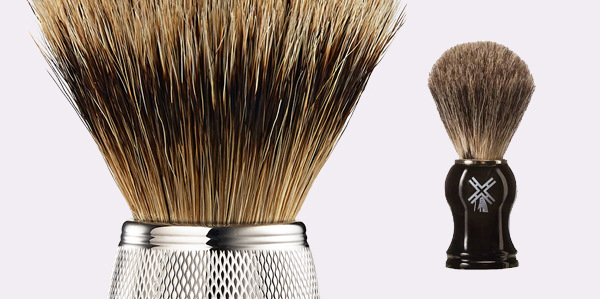 Vyrai's Wet Shaving Brush Tips