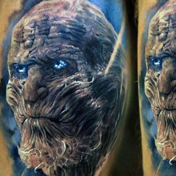 Realistic 3d Arm White Walker