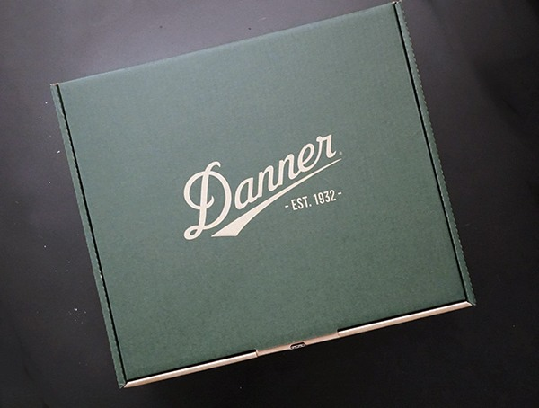 Kasut Tactical Mens Danner Tanicus Box