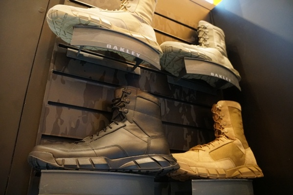 Oakley Tactical Boots For Men