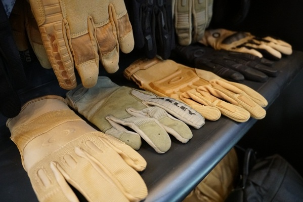 Oakley Tactical Lightweight Gloves