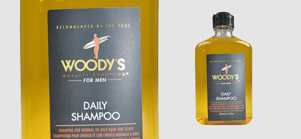 Woody's Daily Men's Shampoo