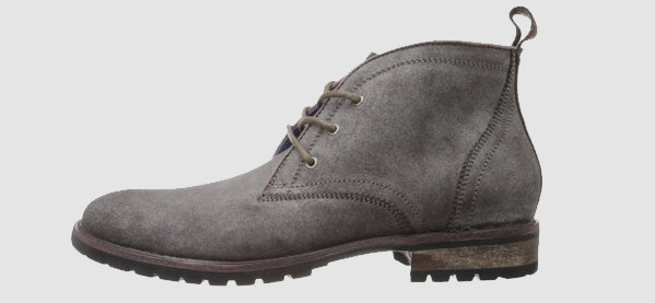 Homens's Skechers Mark Nason Harrow Chukka Boots