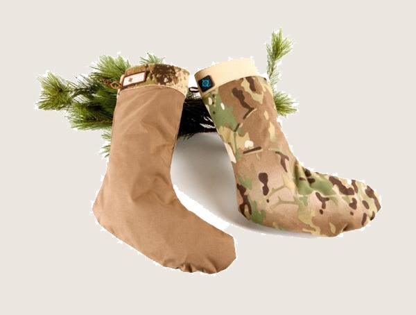 Blue Force Gear Santa Socks Stocking Tactical
