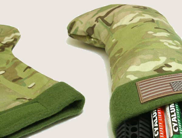 Skd Multicam Christmas Tactical Stocking