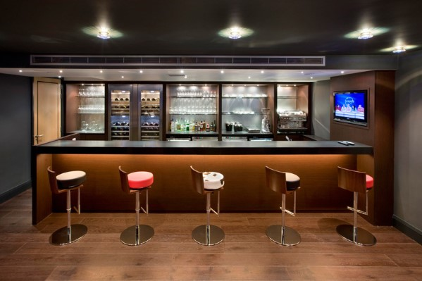 Luxury Home Bars