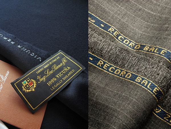 Loro Piana Record Balle Cost Marchi Top Bespoke Suit For Men