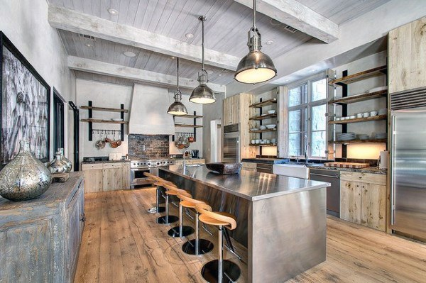 Top 50 Beste Industrielle Innenarchitektur Ideen Raw Decor Inspiration