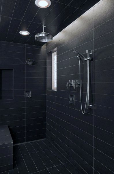 Moderne Shower Lighting Ideas