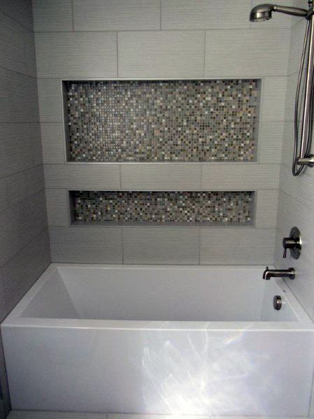 Cool Bathtub Tile Design Ideas