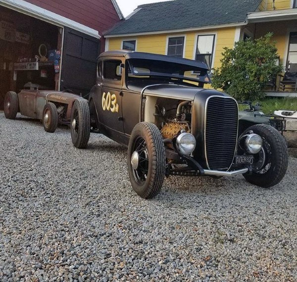 Badass Rat Rod Ideen