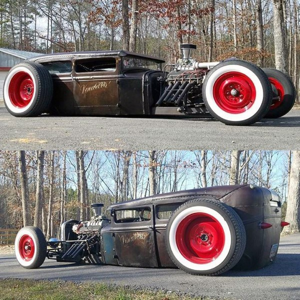 Coole Rat Rod Inspiration