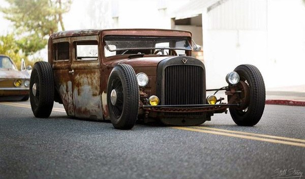 Süße Rat Rod Ideen