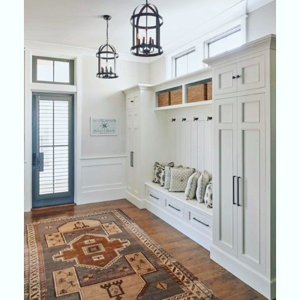 Top 70 Besten Mudroom Ideen Secondary