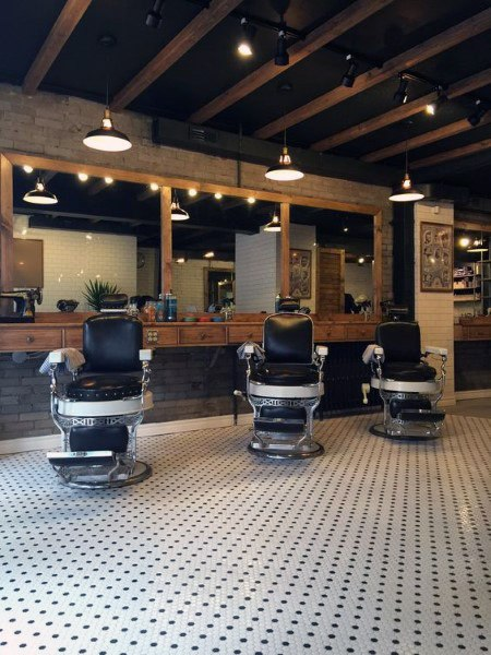 Barber Shop Manly Designs