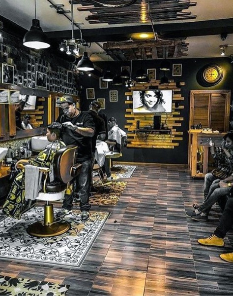 Cool Barber Shop Designs
