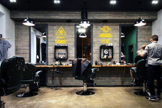 Barber Shop Cool Designs