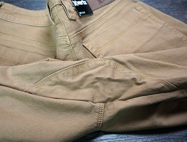 Mens Vertx Delta Strech Bukser Gusseted Crotch Construction