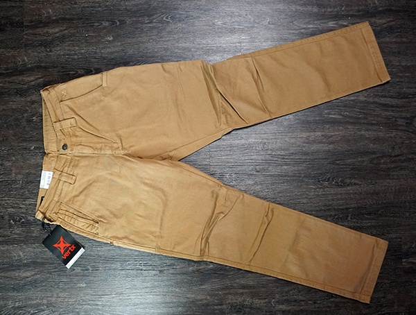 Vertx Delta Strech Pants Review