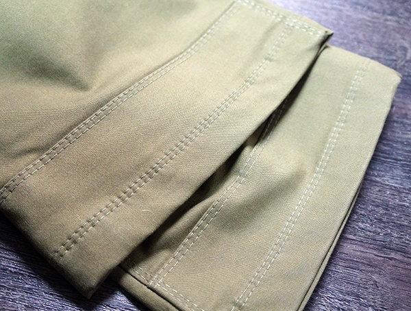 Vertx Hyde Pants Douoble Stiched Bottom Cuff