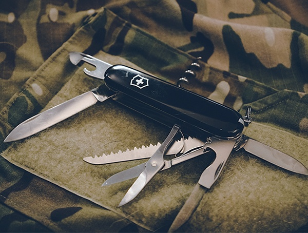 Victorinox Huntsman Pocket Knife İncelemesi